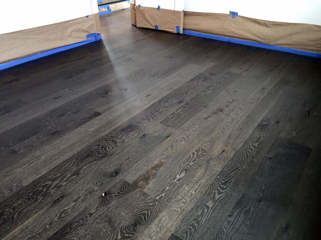Woca chicago hardwood floor white oak character grade for Flooring chicago