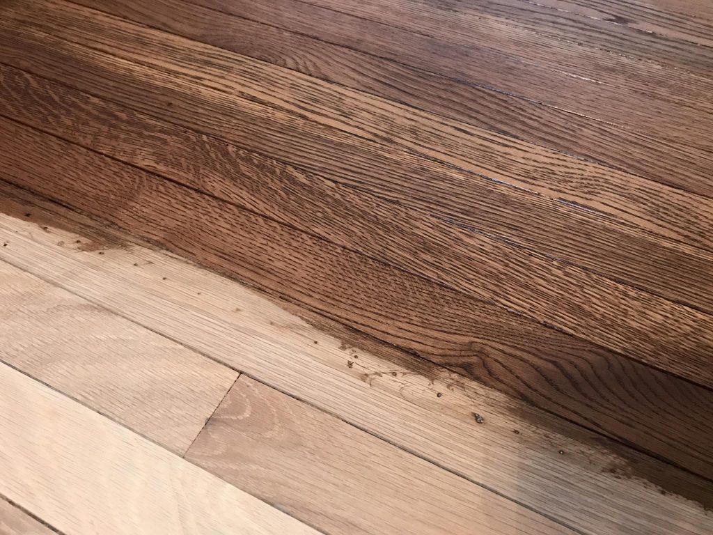 White Oak Floor Vents