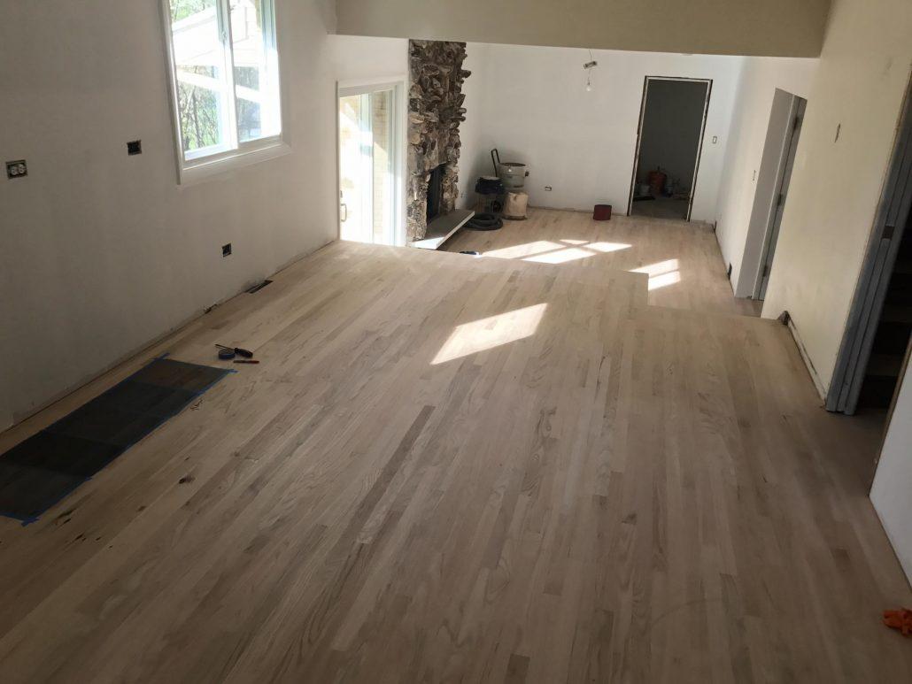 Elk grove village refinishing hardwood flooring tom for Flooring chicago