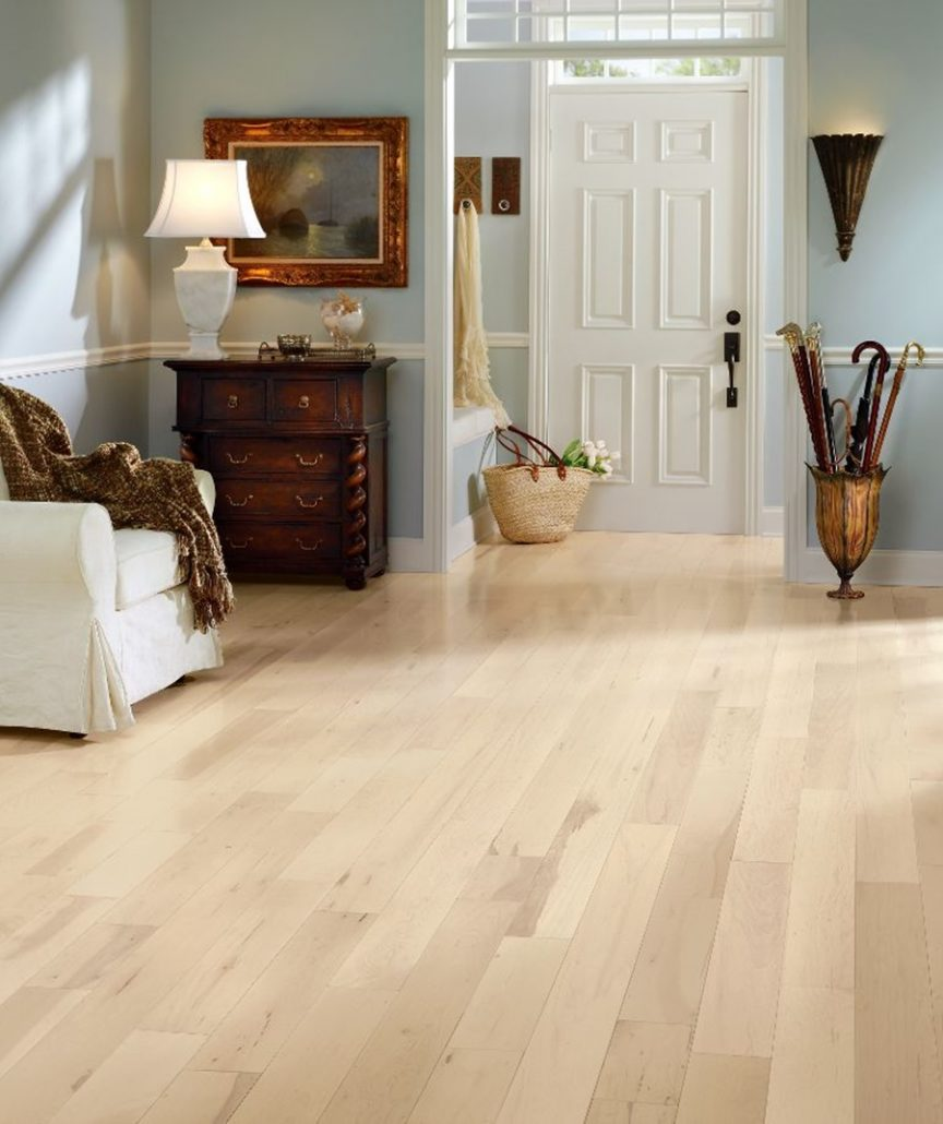 Are You Looking For An Affordable Durable Wood To Finish Your Living Space Maple And Oak Remain The Most Popular Domestic Hardwood Floor Options