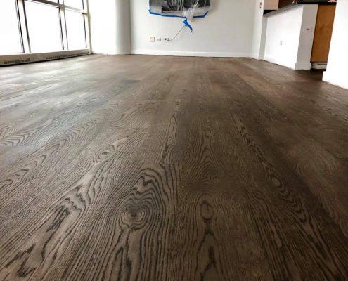 Sanding Hardwood Floor In Chicago Tom Amp Peter Flooring Hardwood Floor Refinishing Experts Chicago