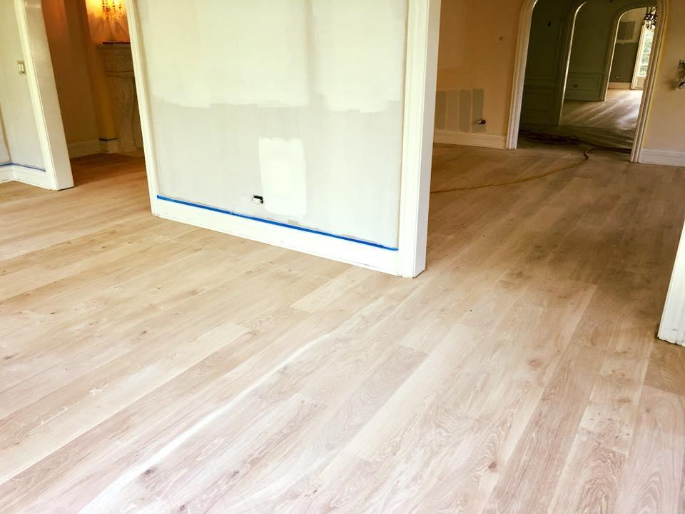 Refinishing Hardwood Floors In Winetka By Tom Amp Peter Flooring