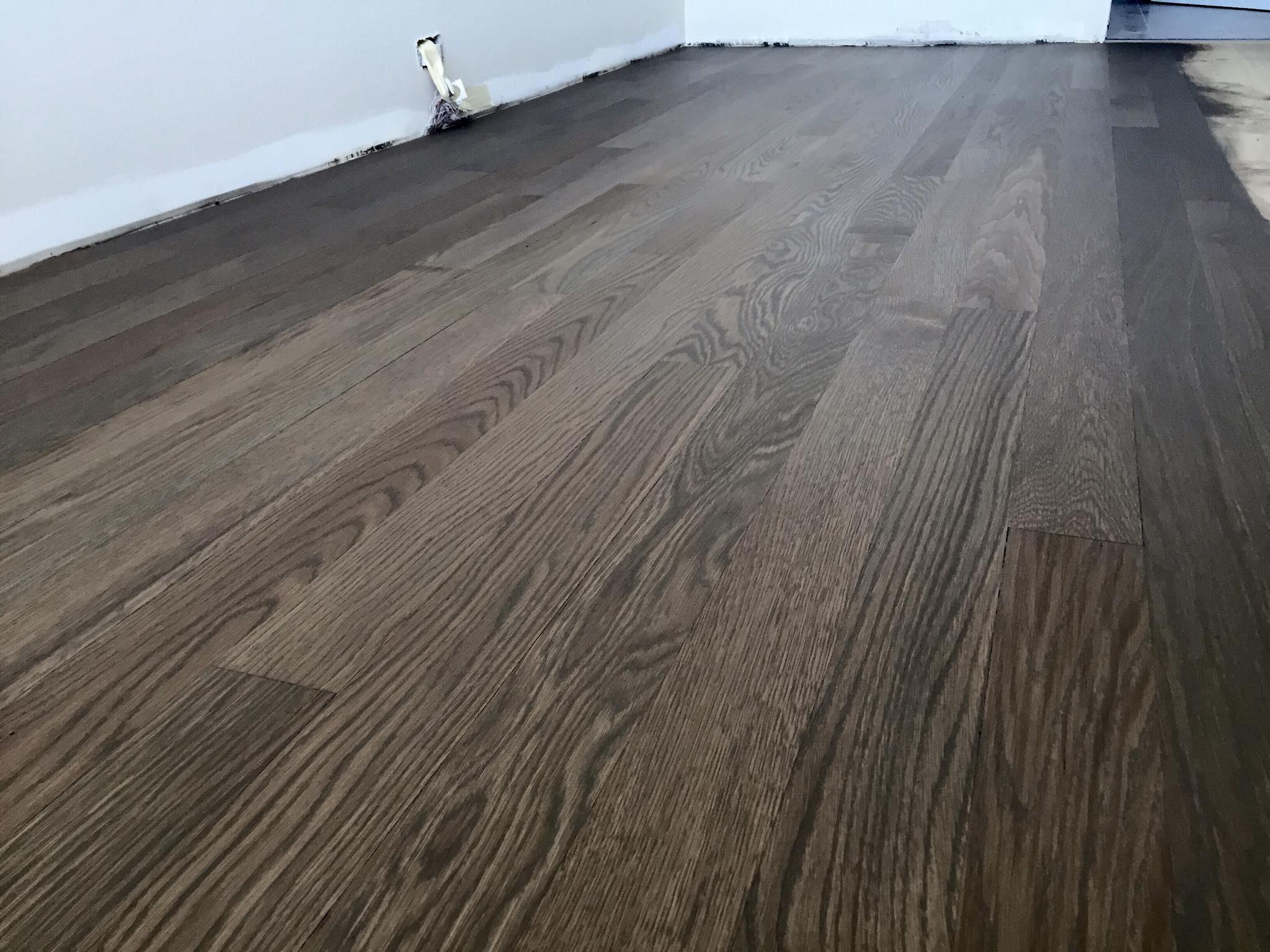 Chicago Hardwood Floor Rubio Monocoat Install Sanding