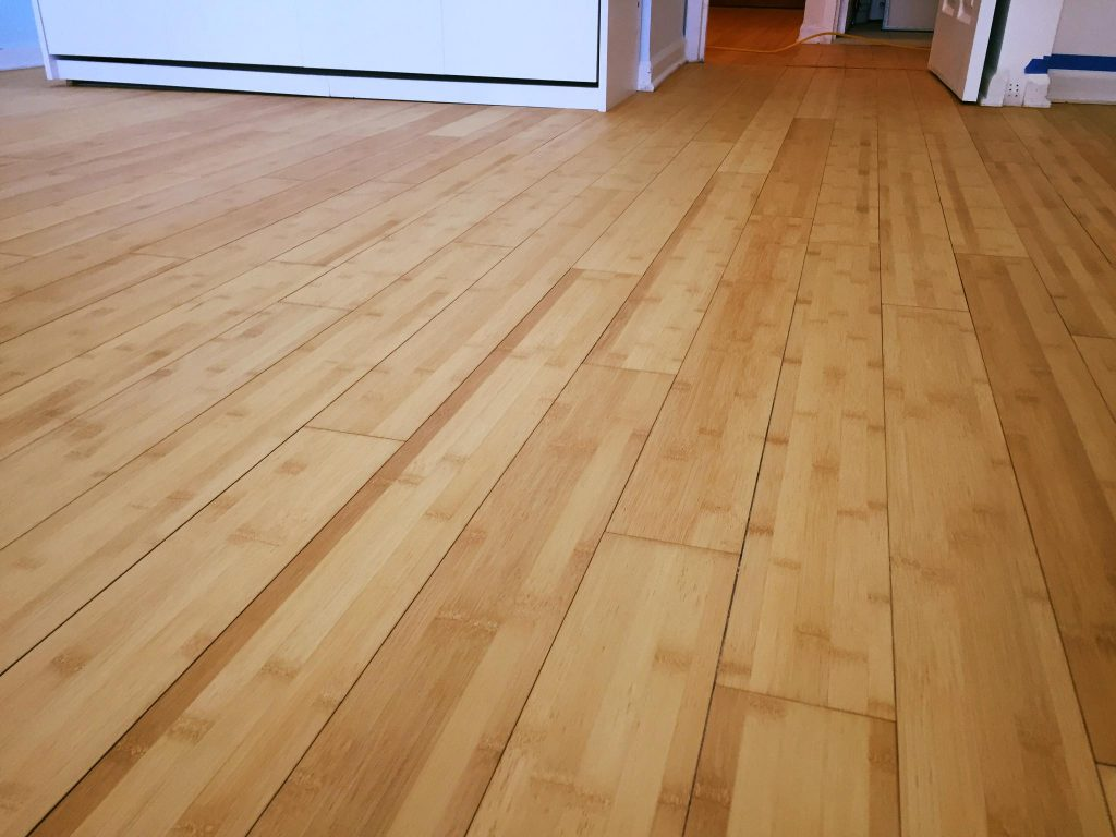 Chicago - Refinishing and Replacing Solid Bamboo ...