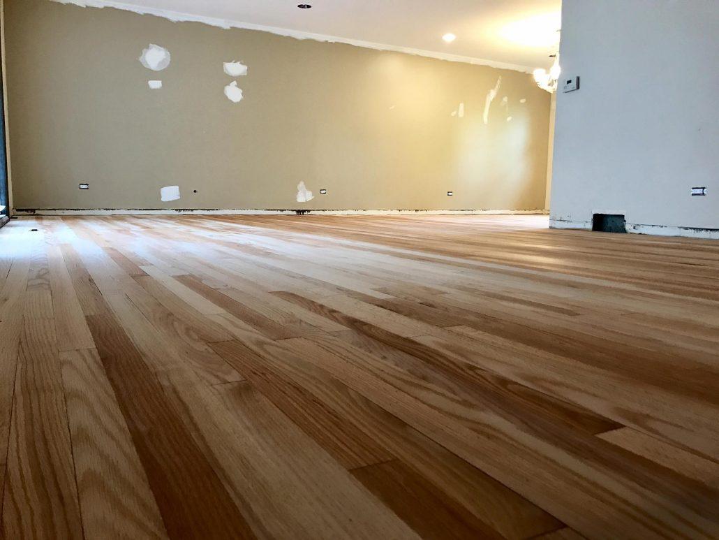 Elk Grove Village Refinishing Hardwood Flooring Tom Amp Peter