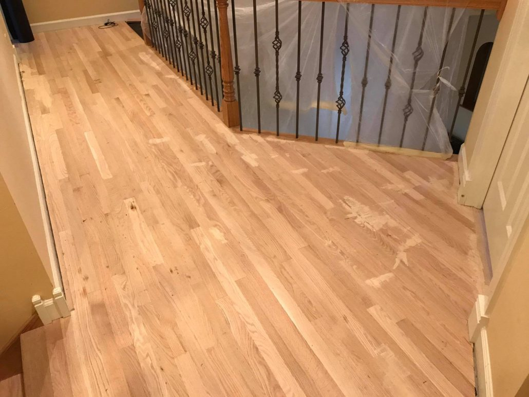 North Barrington Install Hardwood Floor Red Oak 2 1 4 Quot And