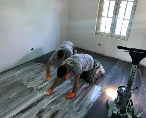 Chicago flooring company