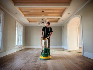 Hardwood Floor Installation Winnetka