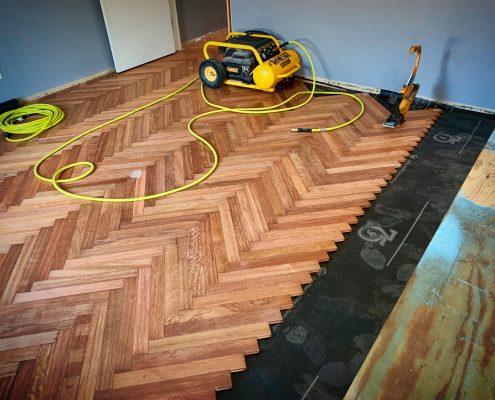 Hardwood Flooring Contractor Lake Forest
